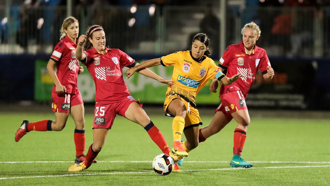 Glory Victorious Over Adelaide United