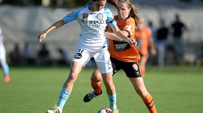 Melbourne City survive Brisbane Roar challenge