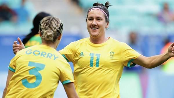 Lisa De Vanna joins Canberra United for remainder of Season 9