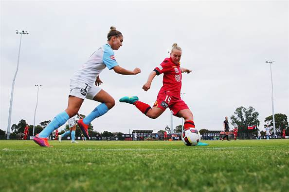 Melbourne City and Adelaide United Can't Be Split
