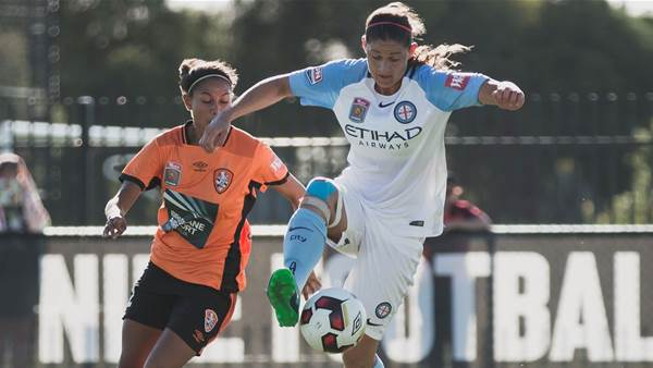 Melbourne City see off Brisbane Roar in comfortable 3-1 win