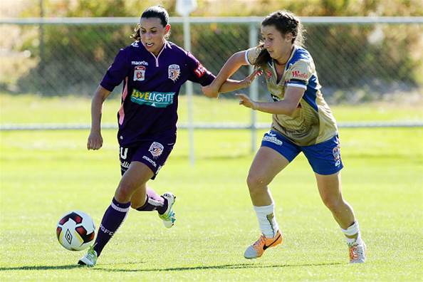 Perth Glory miss chance to go top after Newcastle draw
