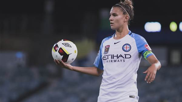 Steph Catley named in FIFPro 2016 World XI Shortlist