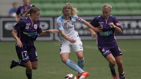 Head to Head: Perth Glory and Melbourne City