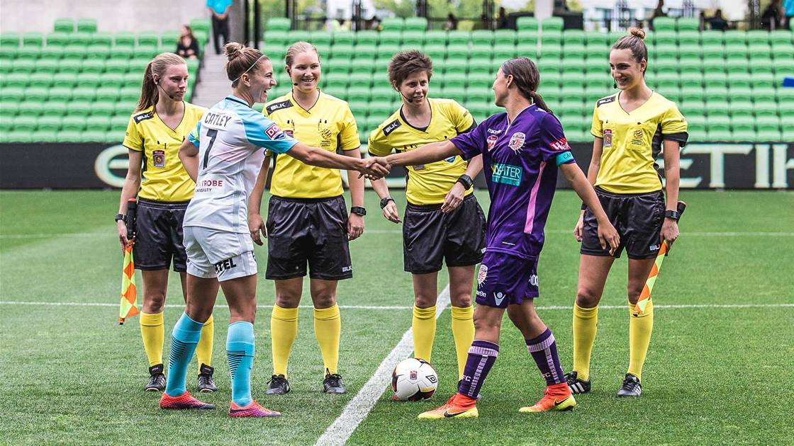 Break It Down: The 2017 W-League Grand Final