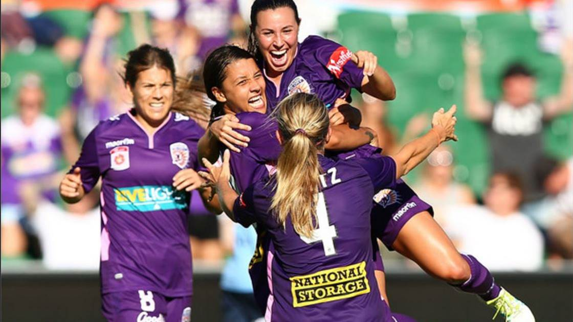 Perth defeat Sydney FC and line up for another chance at glory