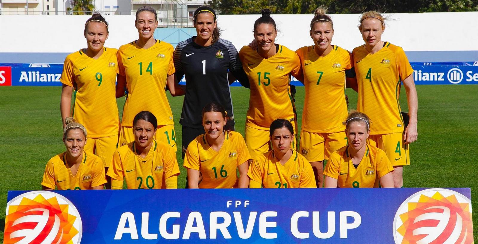 Algarve Cup: China v Australia Preview