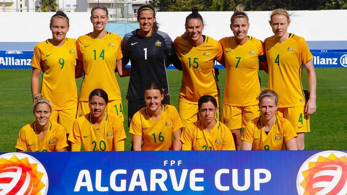 Algarve Cup: China v Australia Preview