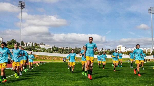 Algarve Cup: Australia v Denmark Preview