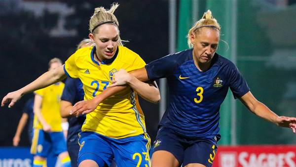 3 Things Learned: Australia v Sweden