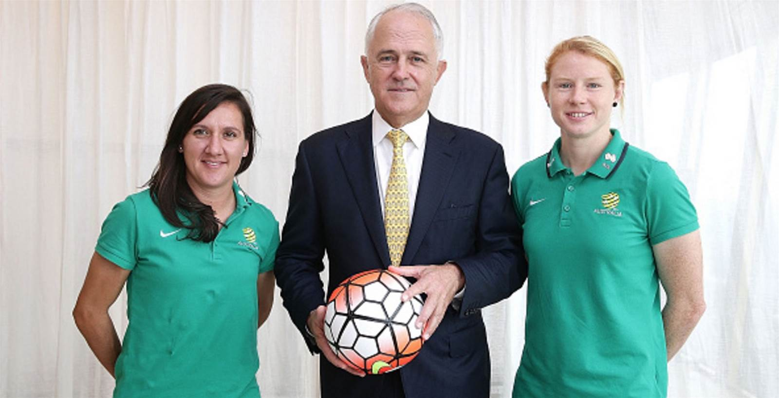 Australia to bid for 2023 FIFA Women's World Cup