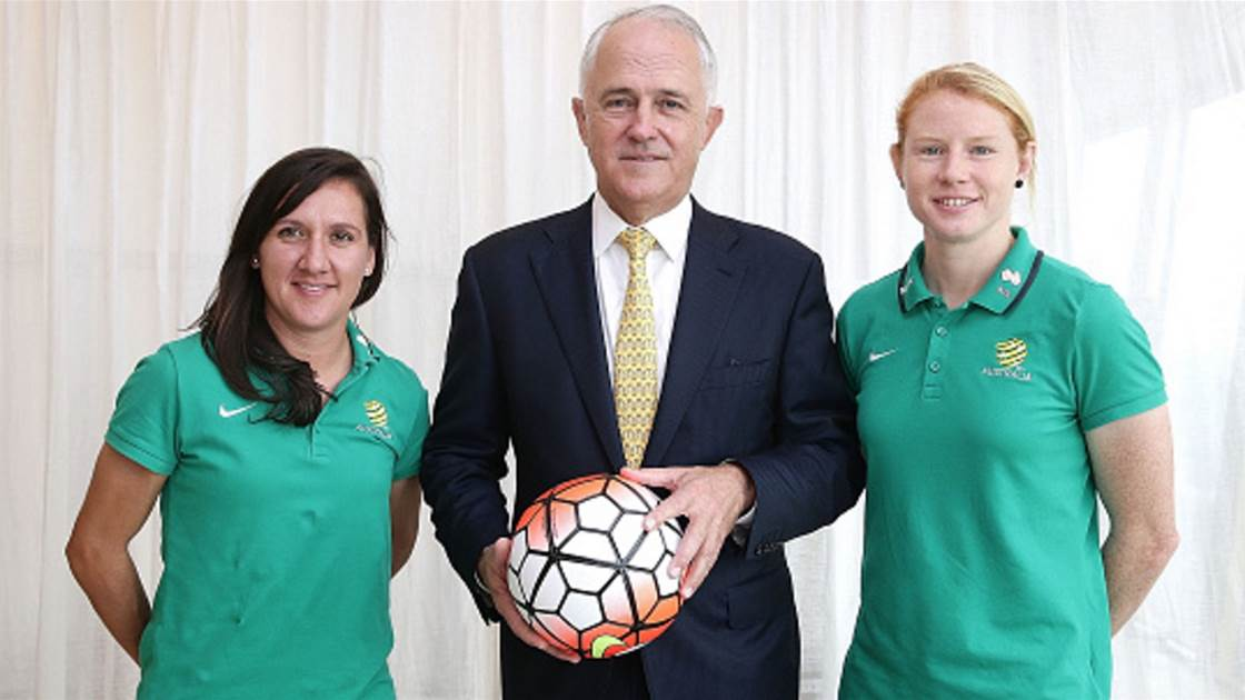 Australia to bid for 2023 FIFA Women's World Cup