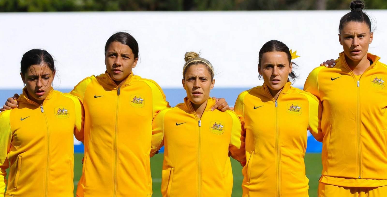 Matildas squad announced for Tournament of Nations