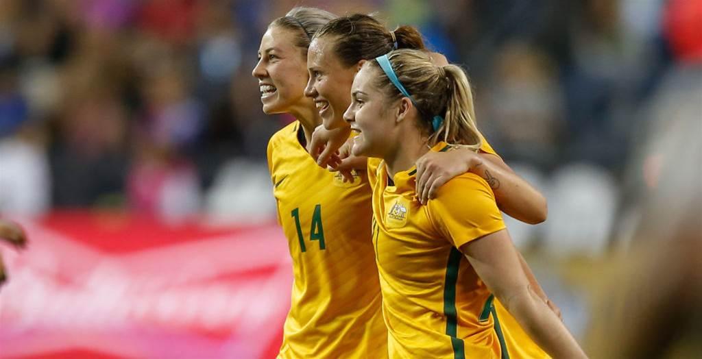 Australia claim historic 1-0 win over the United States
