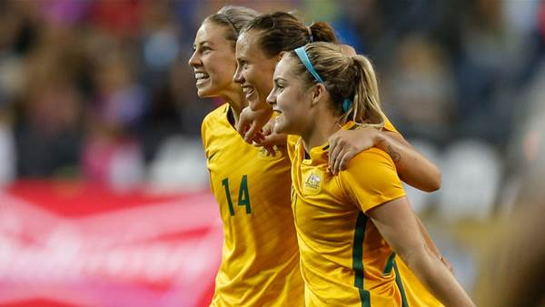 Australia claim historic 1-0 win over the United States