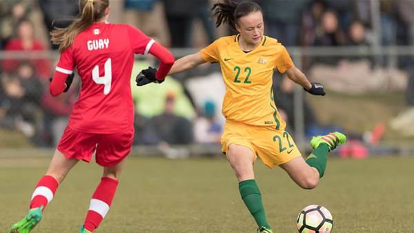 Junior Matildas squad named for 2017 AFC U16 Championship