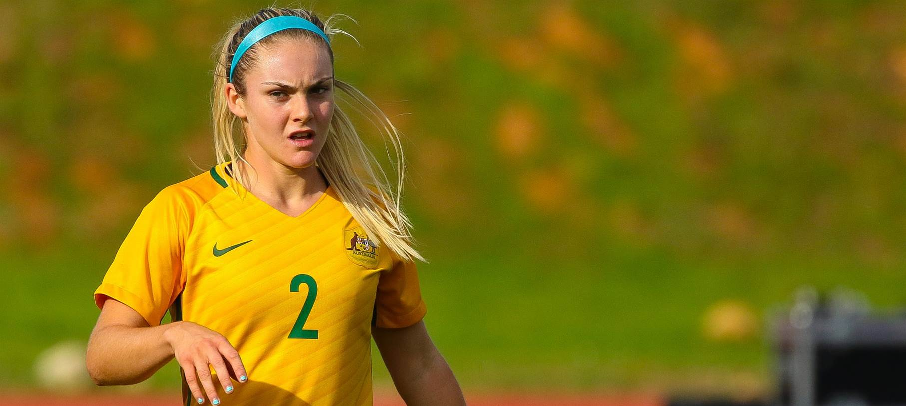Ellie Carpenter joins Canberra United