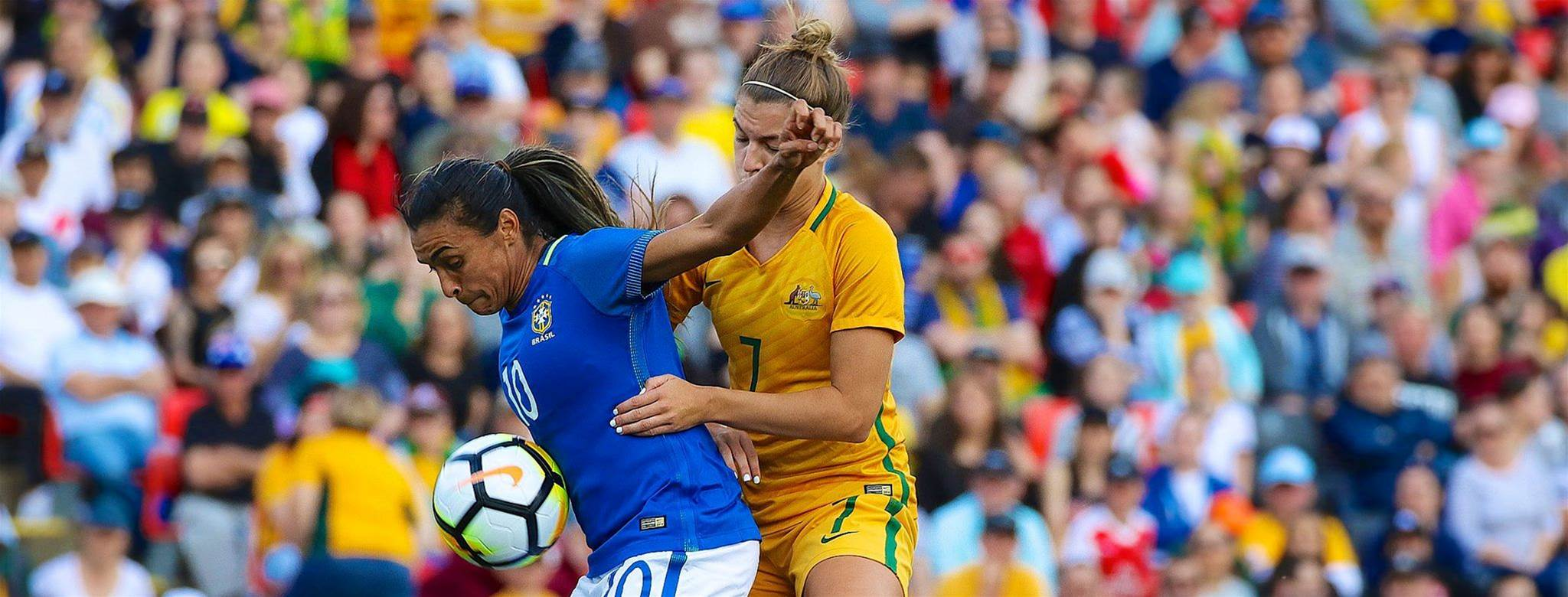 5 Things Learned: Australia v Brazil - Game 1