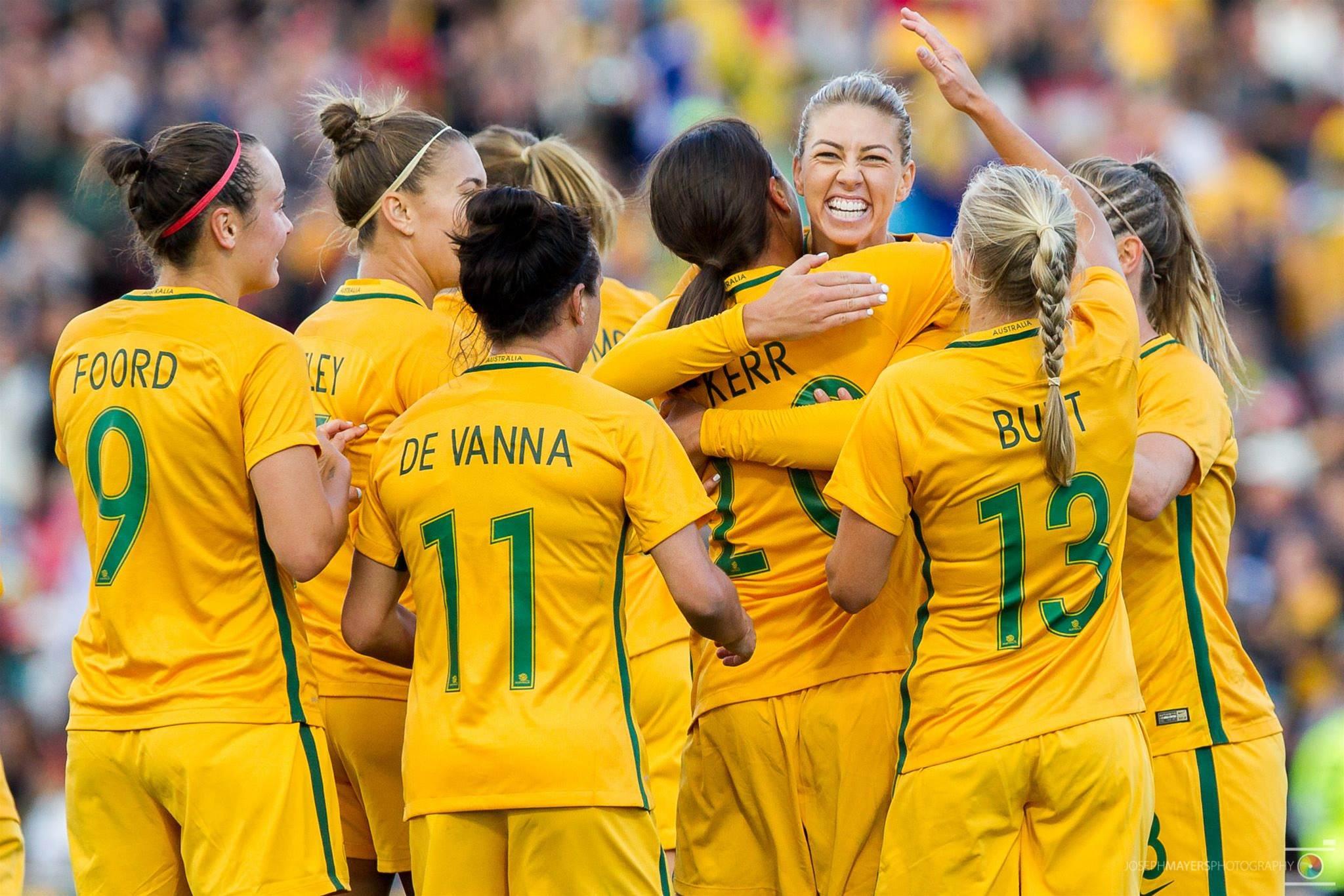 Match 2 Preview: Australia v Brazil