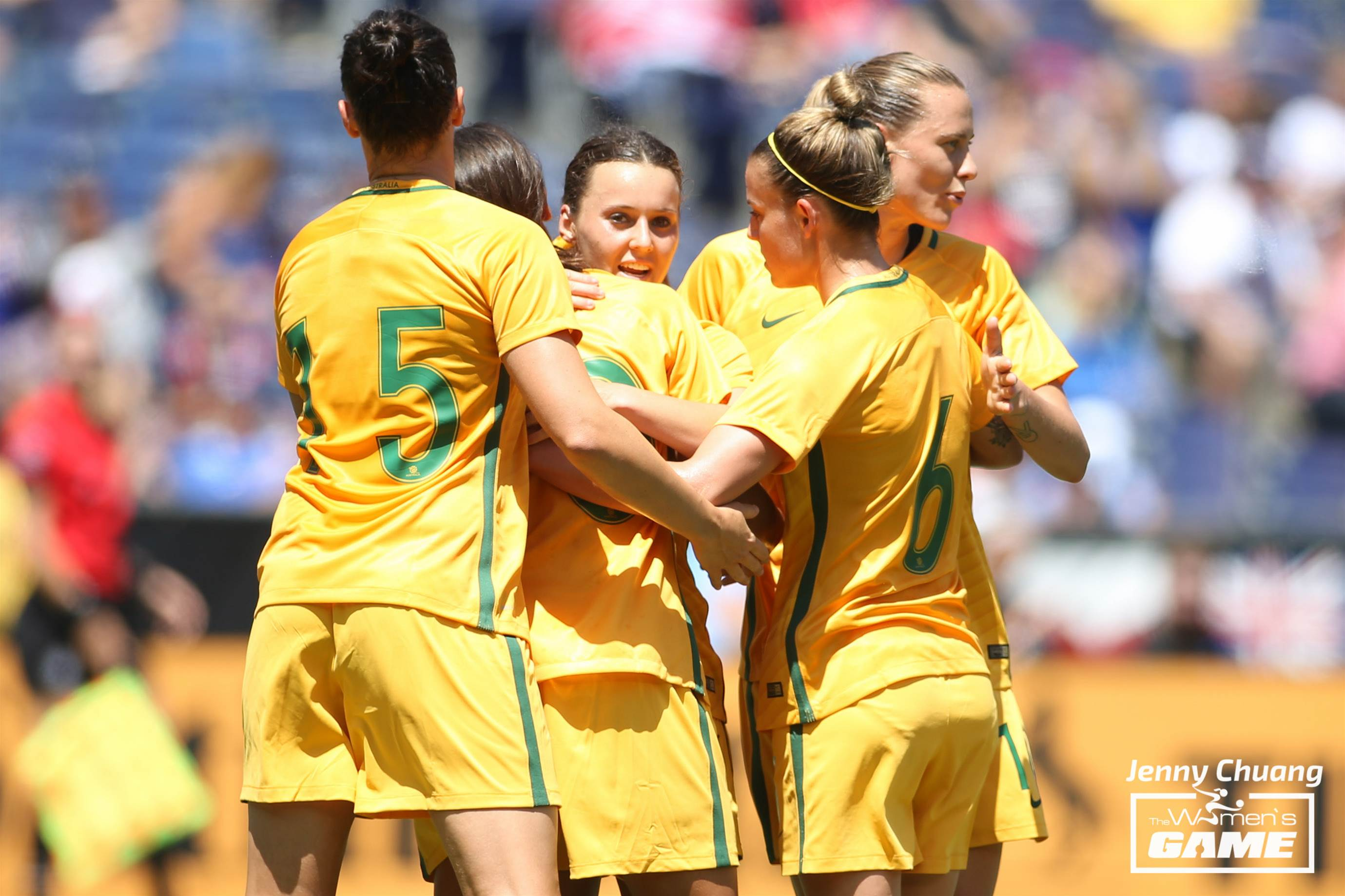 Matildas opening clash with Brazil sold out