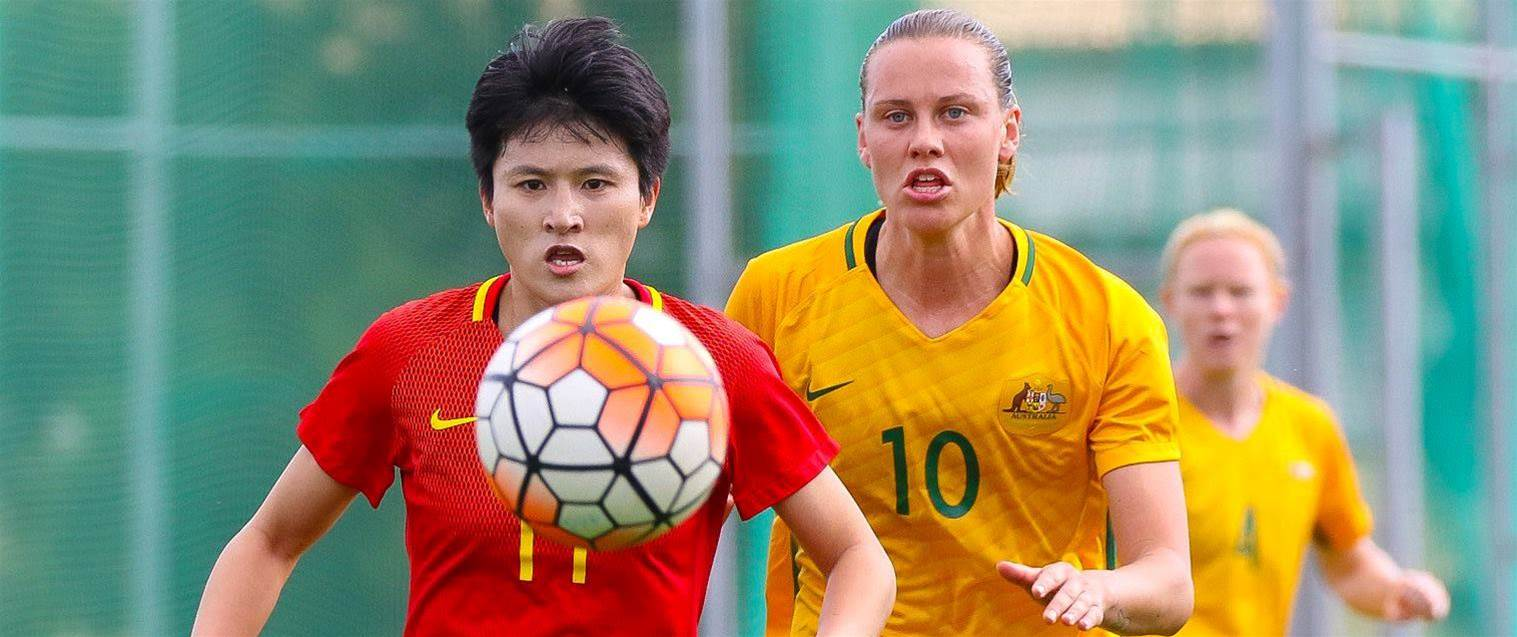 Australia to host China in two match series