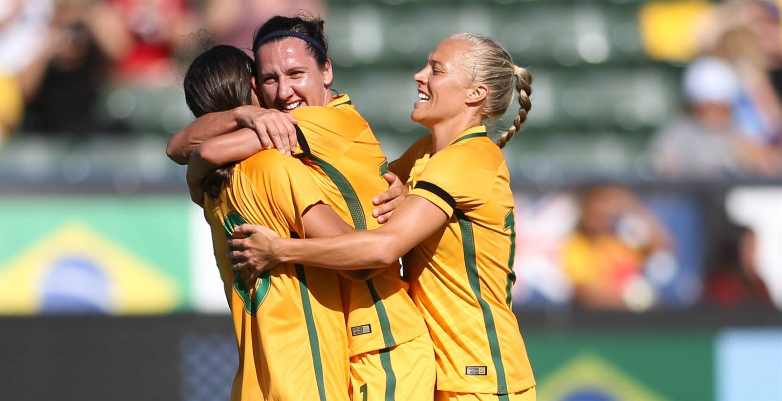 Matildas nominated for prestigious 'The Don' Award