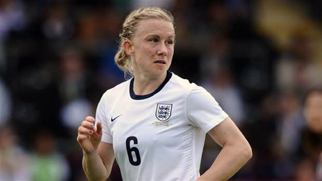 England International Laura Bassett signs with Canberra United
