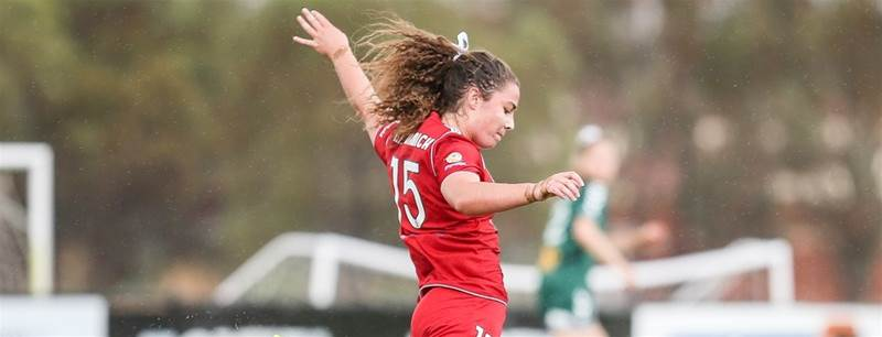 Defender Jenna McCormick signs with Adelaide United