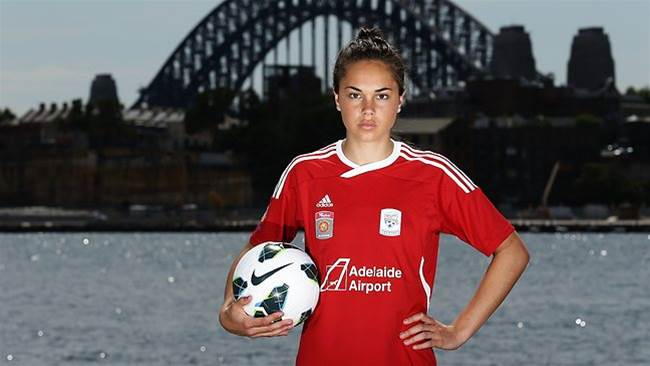 Emma Checker returns home to Adelaide United