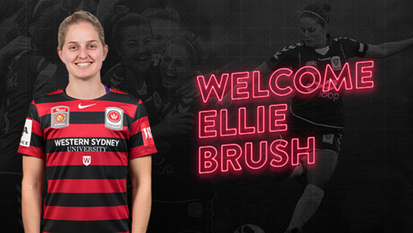 W-League champion Ellie Brush heads to Wanderers