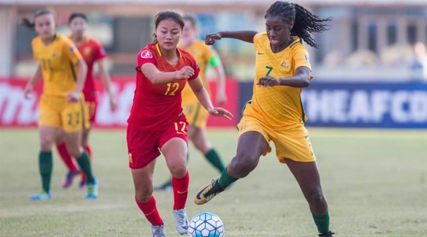 Young Matildas fall short of World Cup dream