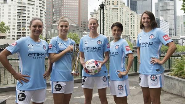Alanna Kennedy, Yukari Kinga and Ashley Hatch join Melbourne City