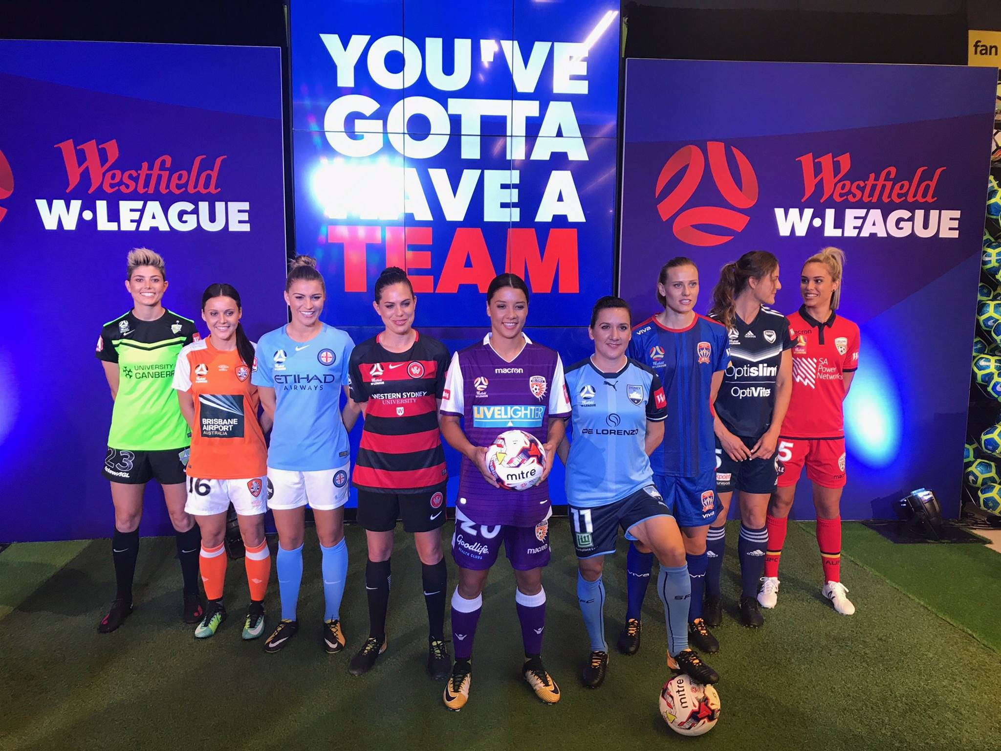 SBS to broadcast W-League and Matildas
