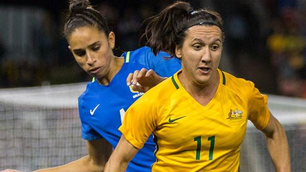 Lisa De Vanna signs with Sydney FC