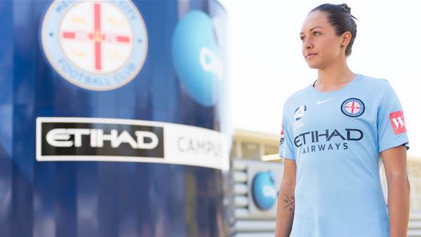 Melbourne City sign Matildas forward Kyah Simon