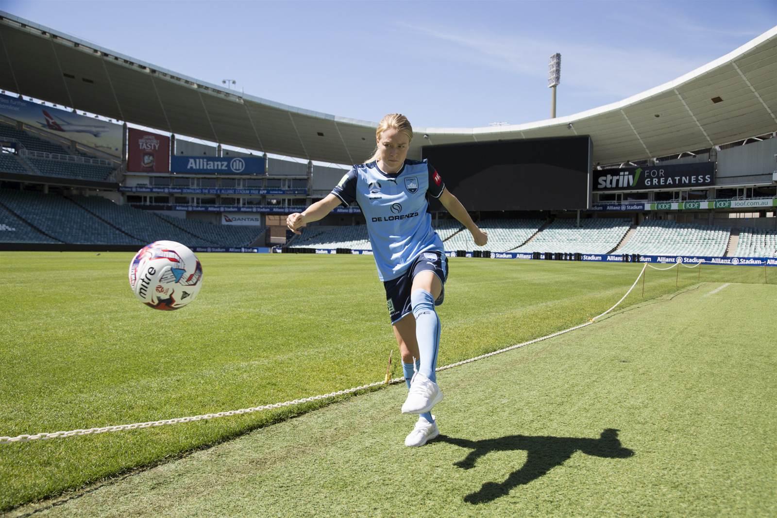 Sydney FC add NWSL Championship defender Emily Sonnett