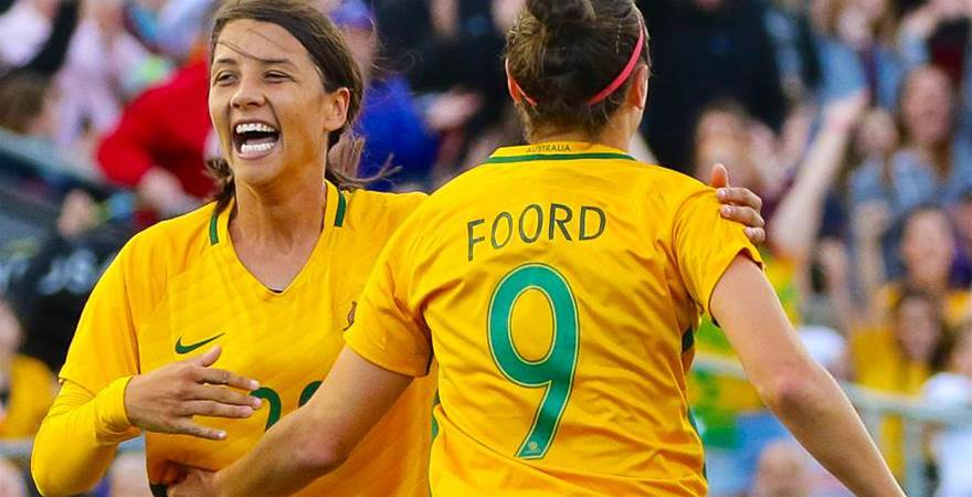 Sam Kerr nominated for 2017 AFC Women's Player of the Year Award