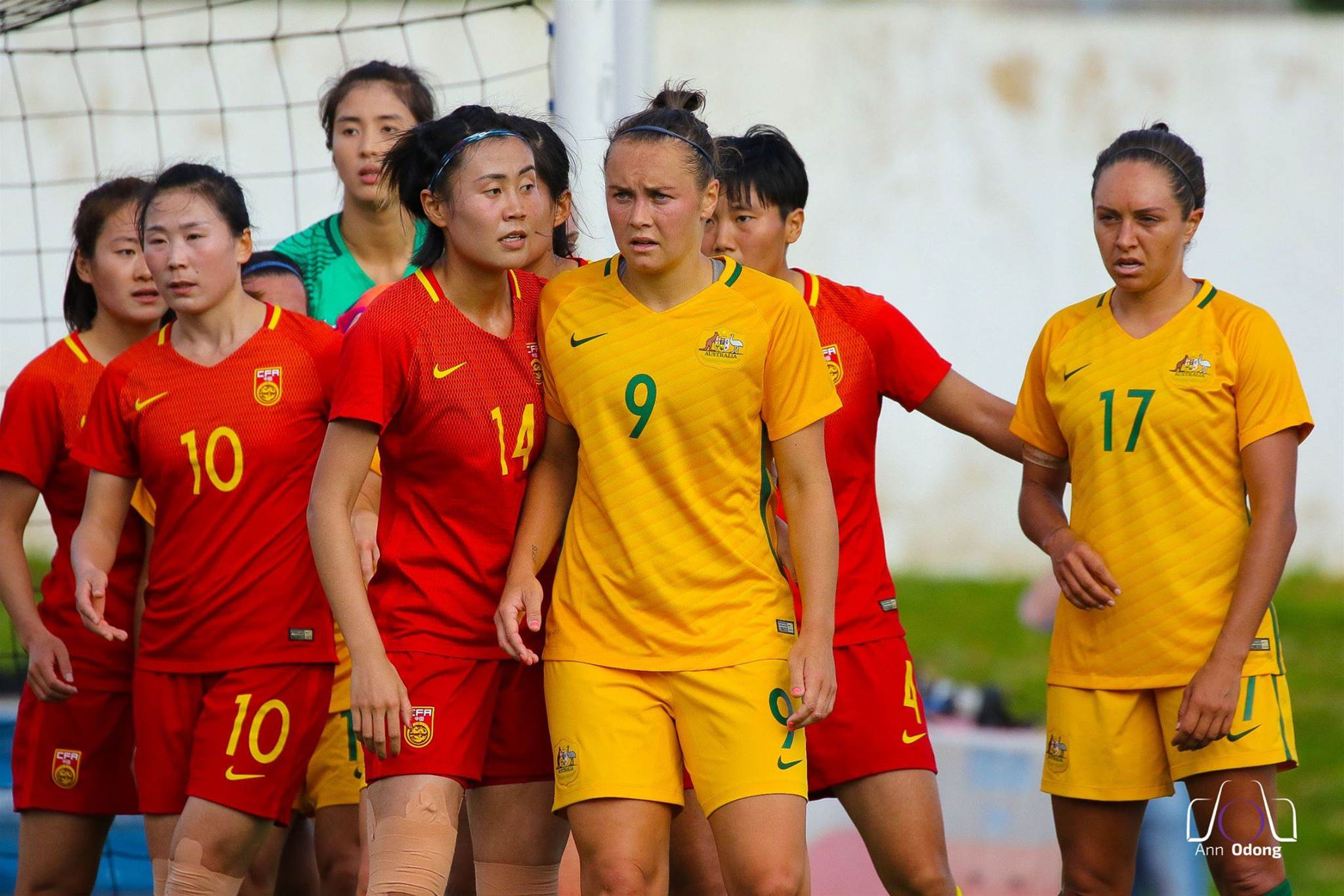 China v Australia (Game 1): Preview and Broadcast Details