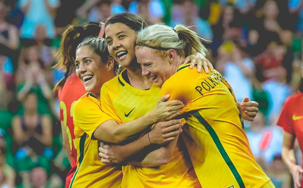 Match Report: Matildas deny China 3-0