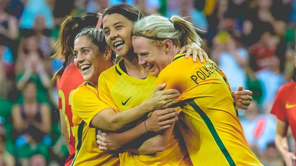 Match Report: Matildas deny China 3-0