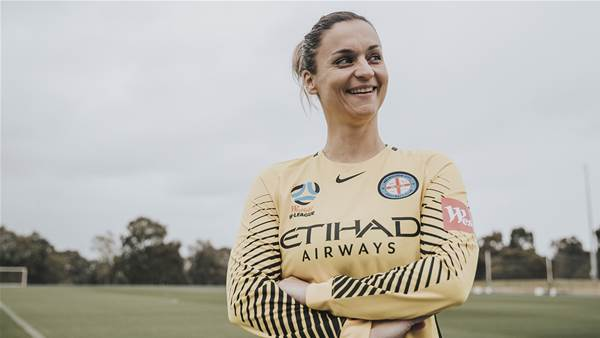 Melissa Hudson joins Melbourne City as injury replacement