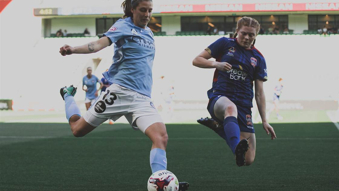 MATCH ANALYSIS: Melbourne City sees off Newcastle Jets challenge