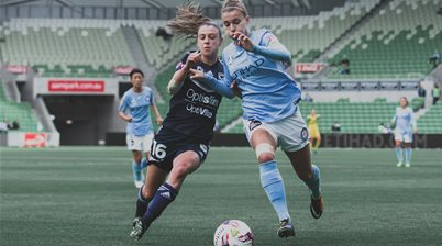 MATCH ANALYSIS: Rebekah Stott wins Melbourne City the spoils in Melbourne Derby