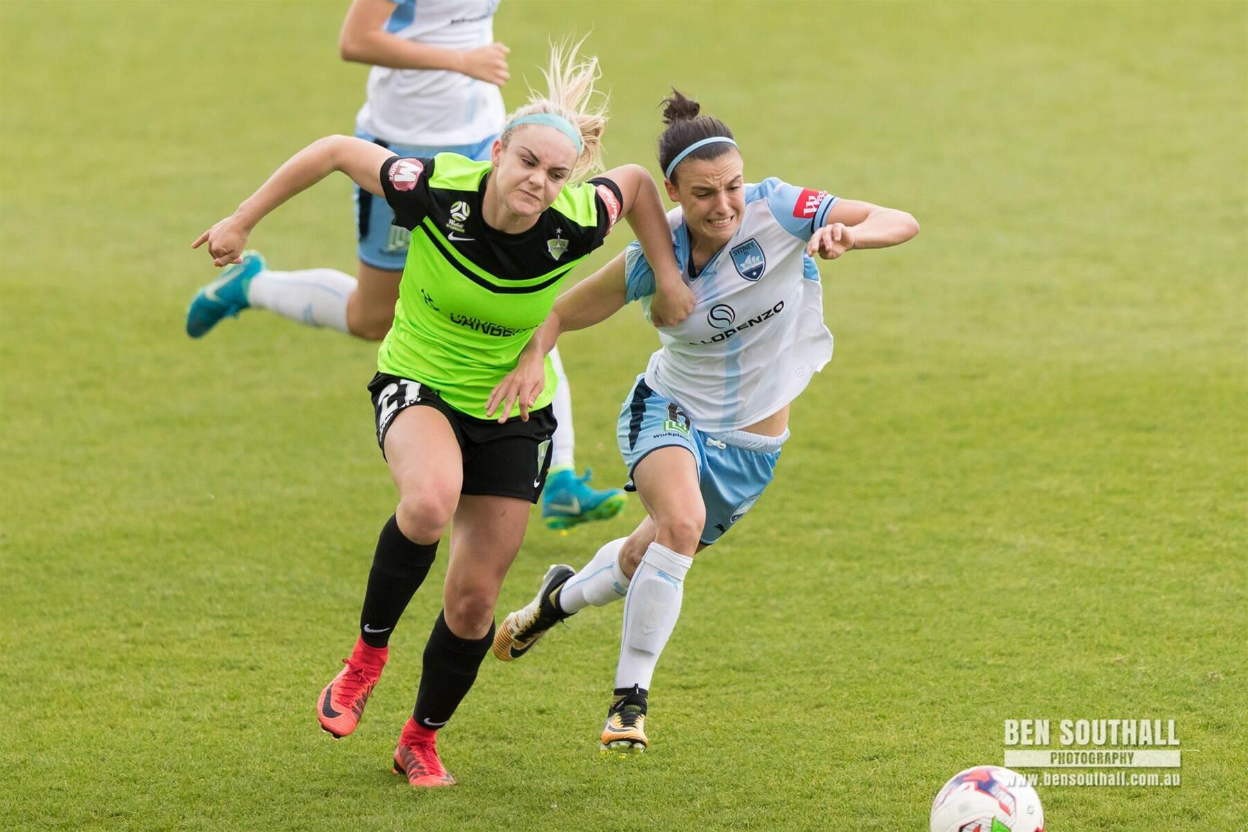 MATCH ANALYSIS: Canberra United mounts fight back against Sydney FC