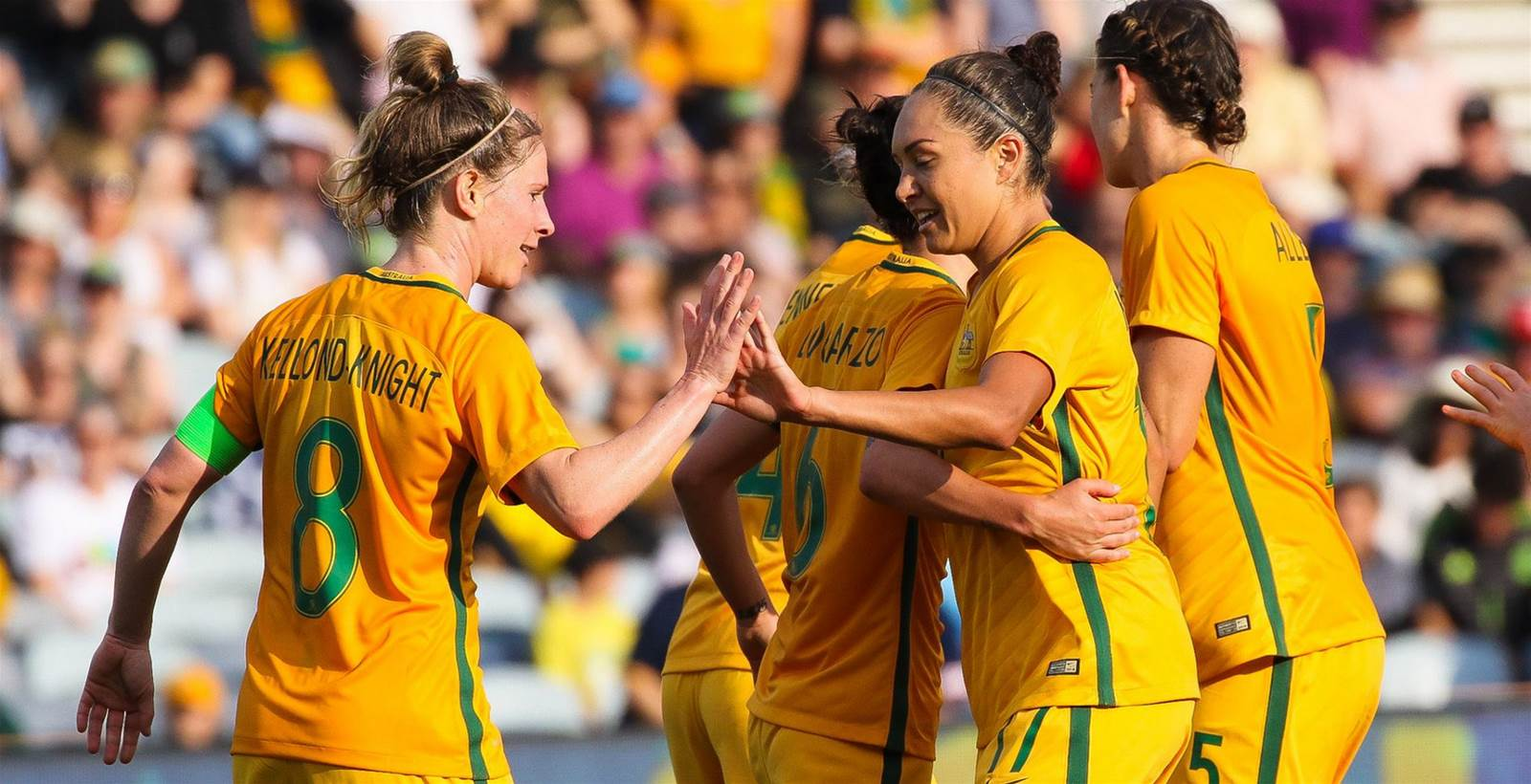 Matildas rise to all time high in FIFA rankings