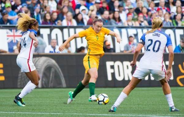 FFA exploring world class competition for Matildas