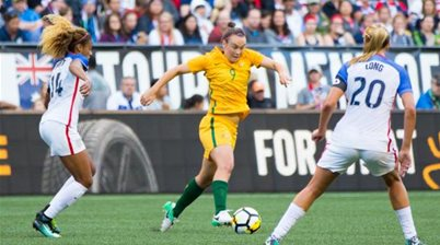 FFA exploring world class competition for Matildas