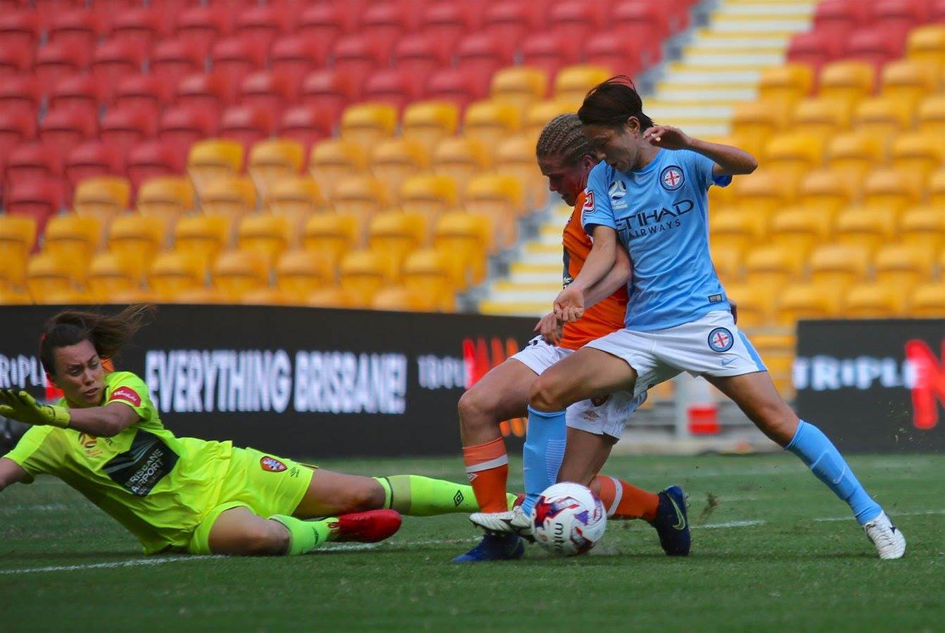 MATCH ANALYSIS: Brisbane Roar break Melbourne City hoodoo
