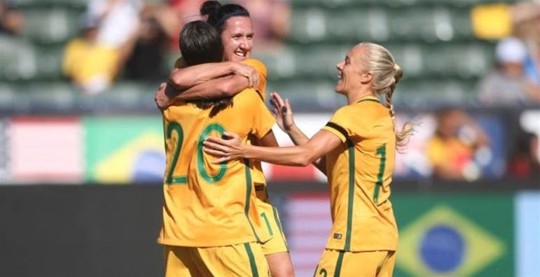 Memories of 2017: Lisa De Vanna becomes top Matildas goal scorer