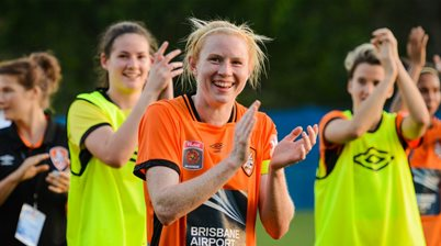 Memories of 2017: Clare Polkinghorne becomes first W-League centurion